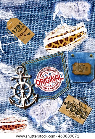 jeans. jeans texture, jeans collage.