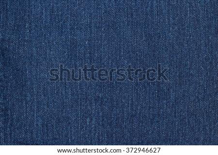 Jeans pattern - Shutterstock ID 372946627