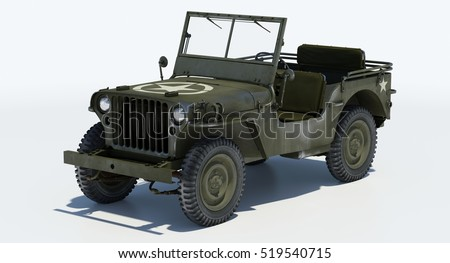 Photo of  Jeep BM willys