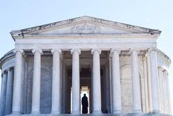 Jefferson Memorial Close Up
