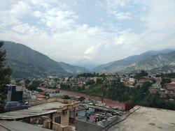 Jehlum River, Muzaffarabad, Azad Jammu and Kashmir