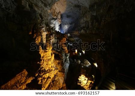 Shutterstock Jeita Grotto