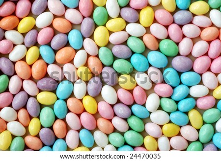 jelly beans clip art. stock photo : Jelly bean
