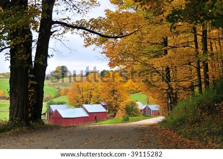 Jenne Farm in vermont