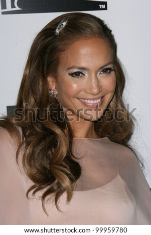 Jennifer Lopez at the FOX Golden Globe After Party, Beverly Hilton, Beverly Hills, CA. 01-16-11 - stock photo