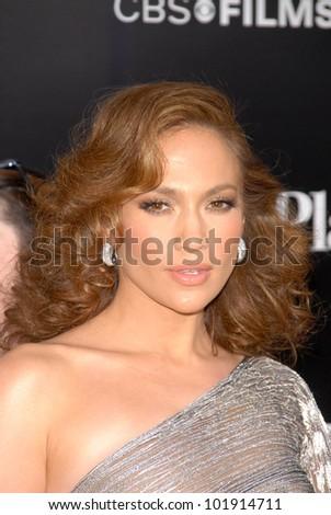 "Jennifer Lopez at the Premiere of CBS Films' ""The Back-up Plan,"" Regency Village Theater, Westwood, CA. 04-21-10"