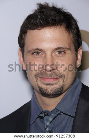 """Jeremy Sisto at the 16th Annual GQ """"Men Of The Year"""" Celebration, Chateau Marmont, Los Angeles, CA 11-17-11"""