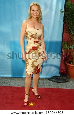 Jeri Ryan at CBS Network 2006-2007 Primetime Upfronts Preview, Tavern on the Green Restaurant, New York, NY, May 17, 2006