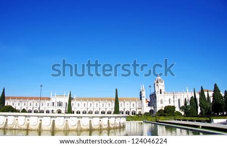 Jeronimos Monastery, Belem Portugal