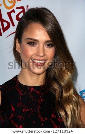 "Jessica Alba at the ""Escape From Planet Earth"" Premiere, Chinese 6 Theater, Hollywood, CA 02-02-13"
