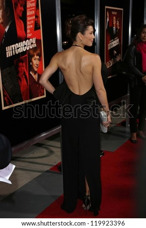 """Jessica Biel at the """"Hitchcock"""" Los Angeles Premiere, Academy of Motion Picture Arts and Sciences, Beverly HIlls, CA 11-20-12"""