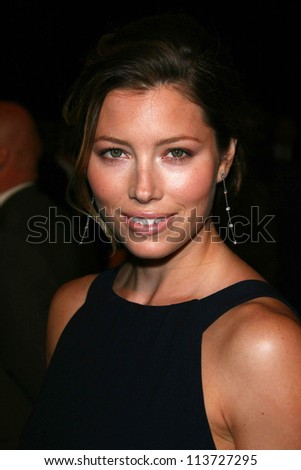 Jessica Biel at the 18th Annual International Palm Springs Film Festival Gala Awards. Palm Springs Convention Center, Palm Springs, CA. 01-06-07