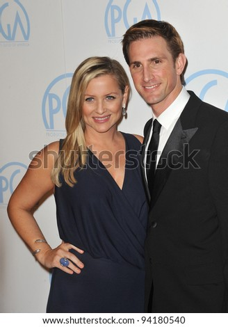 Jessica Capshaw & Husband Christopher Gavigan At The 23rd ...