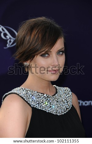 Jessica Stroup at the 9th Annual Chrysalis Butterfly Ball, Private Location, Beverly Hills, CA. 06-05-10