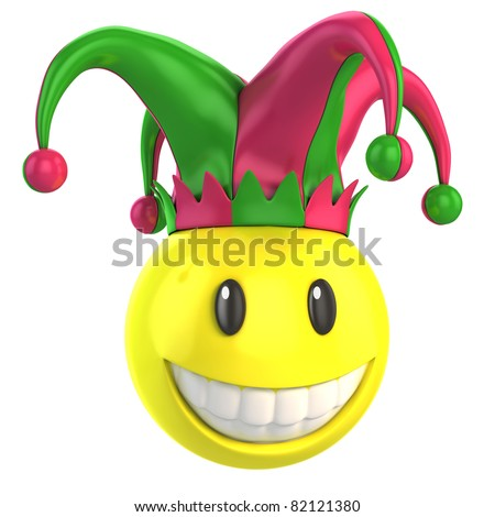 jester smiley