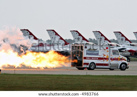Jet Ambulance Stock Photo 4983766  Shutterstock