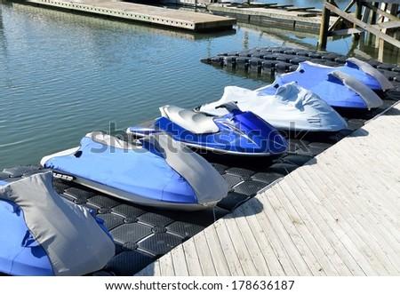 Jet Ski rental at Florida, USA