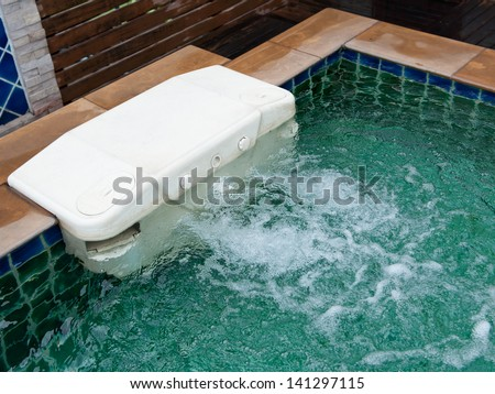 jet spa pool