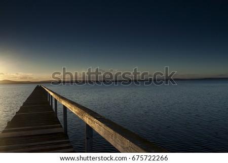 jetty long jetty #675722266