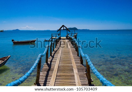 Jetty to Eternity Living is Easy