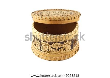 Jewellery Box bark of a tree