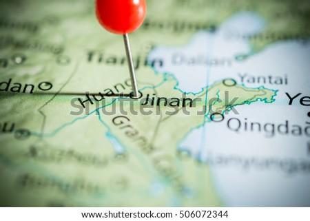 Jinan, China. #506072344