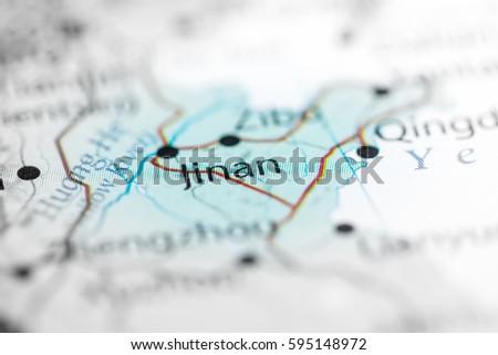 Jinan. China #595148972