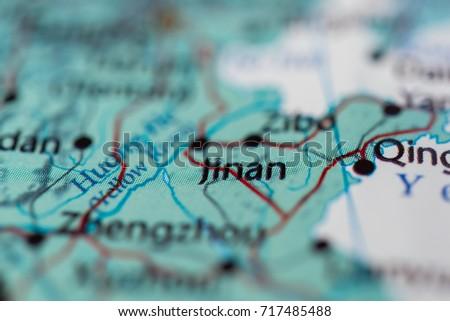 Jinan, China. #717485488