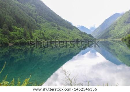 Jiuzhaigou national park, sichuan, Chaina #1452546356