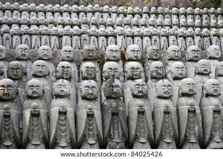 Jizo Statue uk Jizo Statues at a Japanese