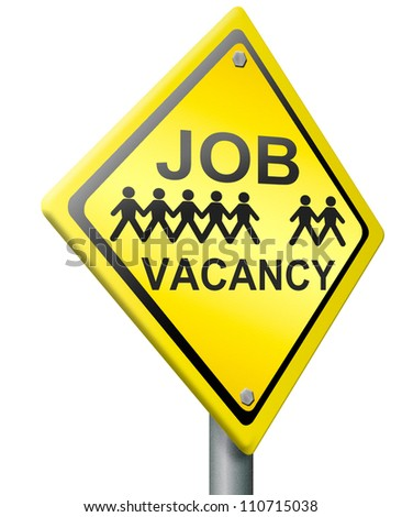job vacancy hiring now icon join our working team