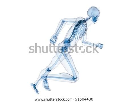 jogger - stock photo