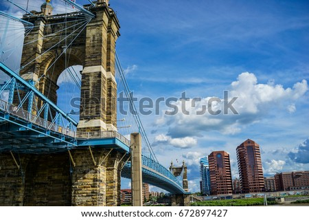 john a. roebling suspension...
