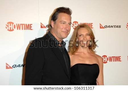 John Corbett and Toni Collette  at the Premiere Screening of 'United States of Tara'. Directors Guild of America, Los Angeles, CA. 01-12-09