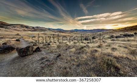 john day fossil beds national...