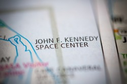 John F. Kennedy Space Center. Florida. USA
