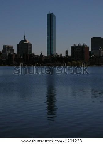 John Hancock building, Boston.