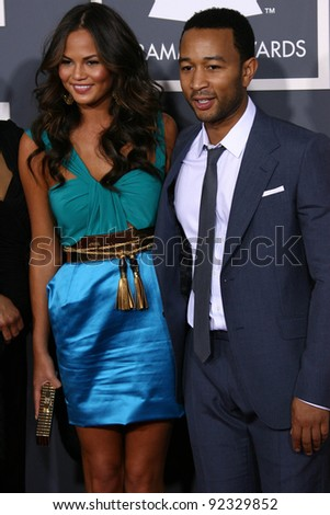 John Legend  at the 53rd Annual Grammy Awards, Staples Center, Los Angeles, CA. 02-13-11