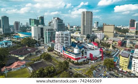 JOHOR BHARU CITY #742465069