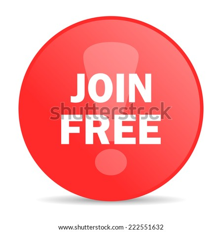 join free web icon