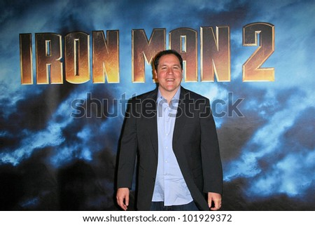Jon Favreau at the  'Iron Man 2' film Photocall, Four Seasons, Beverly Hills, CA. 04-23-10