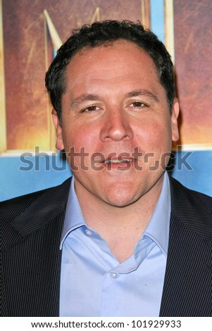 Jon Favreau  at the  'Iron Man 2' film Photocall, Four Seasons, Beverly Hills, CA. 04-23-10