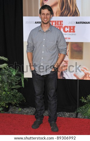 "Jon Heder at the world premiere of ""The Switch"" at the Cinerama Dome, Hollywood. August 16, 2010  Los Angeles, CA Picture: Paul Smith / Featureflash"