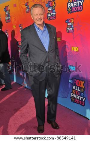 Jon Voight at Fox TV's All Star Party at Santa Monica Pier. August 2, 2010  Santa Monica, CA Picture: Paul Smith / Featureflash