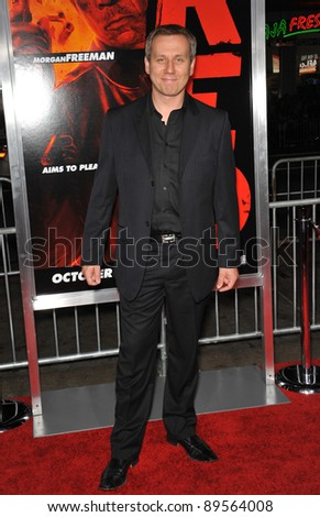 "Jonathan Lloyd Walker at the premiere of his new movie ""Red"" at Grauman's Chinese Theatre, Hollywood. October 11, 2010  Los Angeles, CA Picture: Paul Smith / Featureflash"