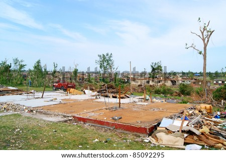 Joplin, Missouri - May 22: A Devastating Ef5 Multiple ...
