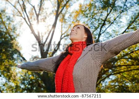 joyful life outdoors