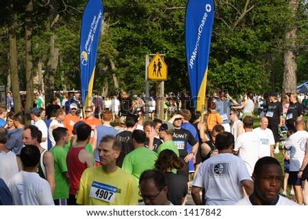 JP Morgan Chase Corporate Challenge, Buffalo, NY 6/9/2006