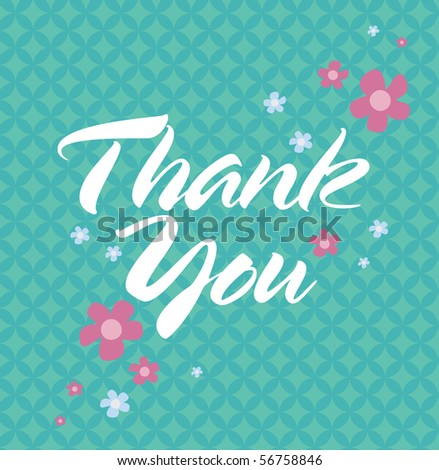 Jpeg Thank you card