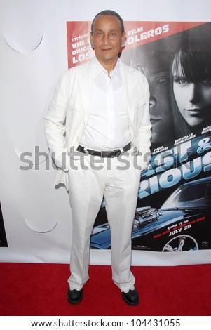 Juan Fernandez at the United States Premiere of 'Los Bandoleros'. AMC Cinemas Theater 5, Universal City, CA. 07-16-09